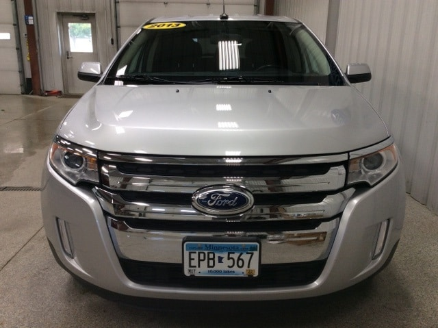 Used 2013 Ford Edge SEL with VIN 2FMDK4JC5DBC16258 for sale in New Ulm, Minnesota