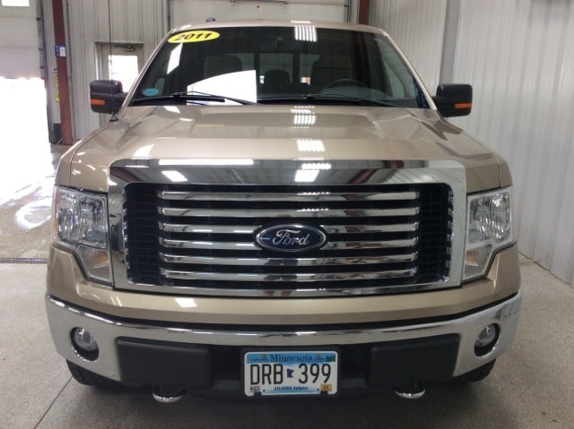 Used 2011 Ford F-150 XLT with VIN 1FTFW1EF6BFA43446 for sale in New Ulm, Minnesota