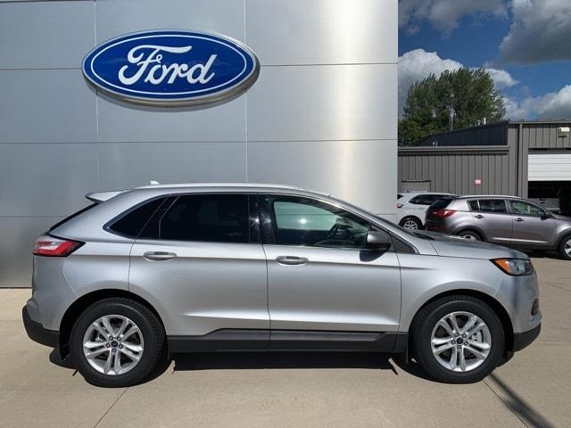 Certified 2019 Ford Edge SEL with VIN 2FMPK4J91KBB37149 for sale in New Ulm, Minnesota