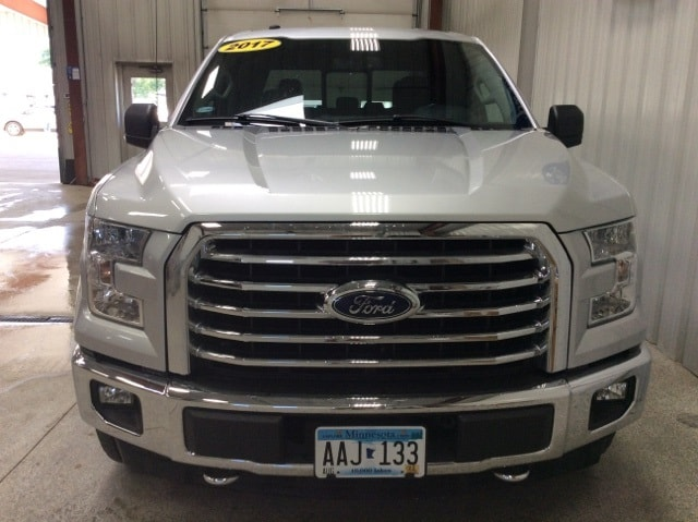 Used 2017 Ford F-150 XLT with VIN 1FTEW1EF4HKD32532 for sale in New Ulm, Minnesota