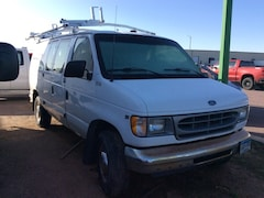 2001 Ford E-250 Commercial Cargo Van