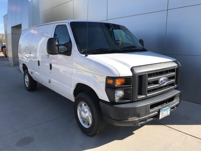 2011 Ford E-350SD Commercial Cargo Van