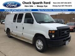 2008 Ford E-350SD Commercial Cargo Van