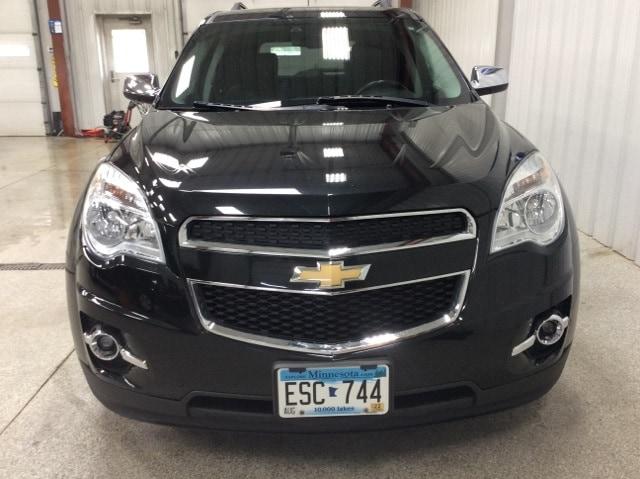 Used 2013 Chevrolet Equinox 2LT with VIN 2GNFLNEK0D6417454 for sale in New Ulm, Minnesota