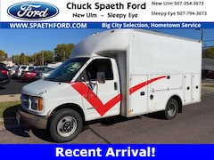 2002 Chevrolet Express Van G3500 Base Cab/Chassis