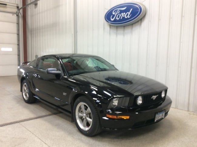 Used 2006 Ford Mustang For Sale at Chuck Spaeth Ford | VIN