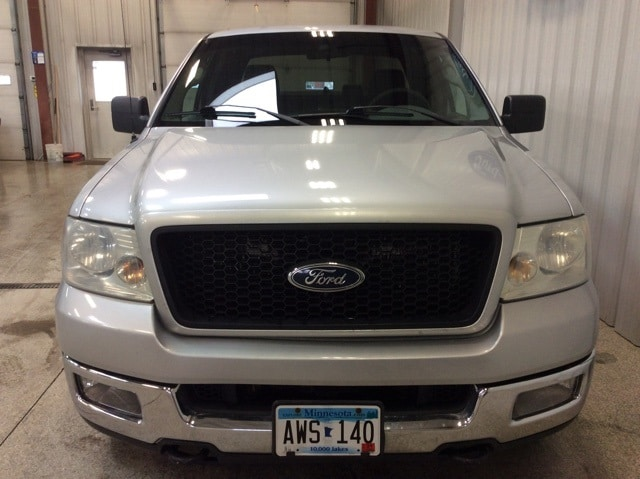 Used 2004 Ford F-150 XLT with VIN 1FTPX145X4NC23743 for sale in New Ulm, Minnesota