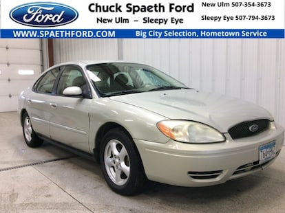 used 2004 ford taurus for sale at chuck spaeth ford vin 1fahp55u94g115111 used 2004 ford taurus for sale at chuck