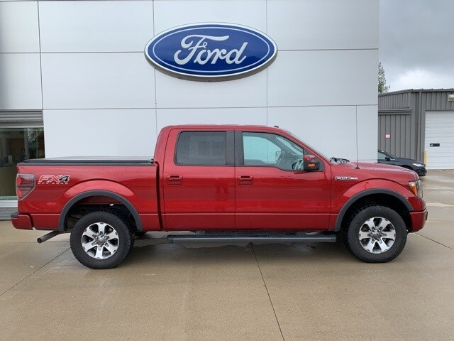 Used 2013 Ford F-150 FX4 with VIN 1FTFW1EF0DKF32435 for sale in New Ulm, Minnesota