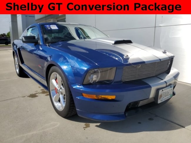 2008 Ford Mustang Shelby GT Coupe