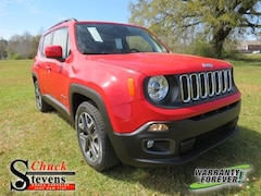 New 2018 Jeep Renegade LATITUDE 4X2 Sport Utility in Bay Minette, AL
