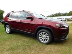 New 2020 Jeep Cherokee LATITUDE FWD Sport Utility in Bay Minette, AL