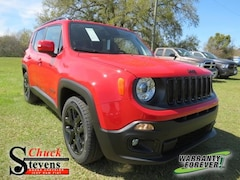 New 2018 Jeep Renegade ALTITUDE 4X2 Sport Utility in Bay Minette, AL