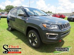 New 2018 Jeep Compass TRAILHAWK 4X4 Sport Utility in Bay Minette, AL