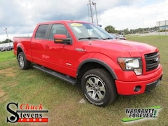 2014 Ford F-150 FX4 Truck SuperCrew Cab