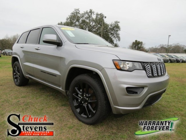 New 2019 Jeep Grand Cherokee ALTITUDE 4X2 Sport Utility in Bay Minette, AL