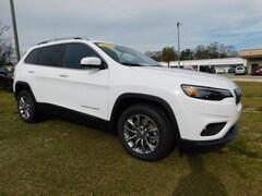 New 2020 Jeep Cherokee LATITUDE PLUS FWD Sport Utility in Bay Minette, AL