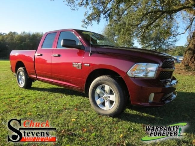New 2019 Ram 1500 CLASSIC EXPRESS QUAD CAB 4X2 6'4 BOX Quad Cab in Bay Minette, AL