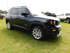 New 2019 Jeep Renegade LATITUDE FWD Sport Utility in Bay Minette, AL