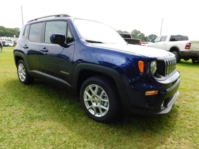 New 2019 Jeep Renegade LATITUDE FWD Sport Utility in Bay Minette, AL