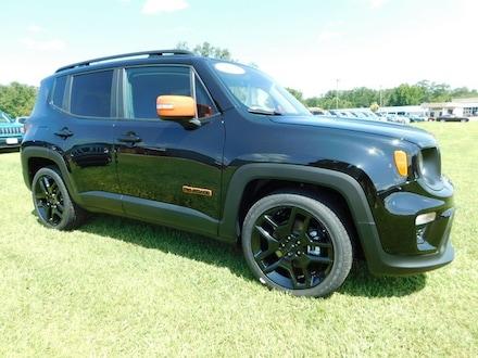 2020 Jeep Renegade ORANGE EDITION FWD Sport Utility