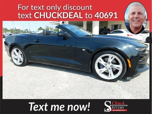 Pre Owned Inventory Chuck Stevens Chevrolet Of Bay Minette Inc