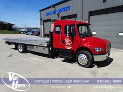 2016 Century Freightliner 21Ft Flatbed Vehicle Hauler