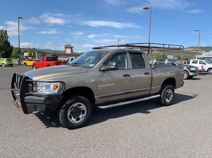 Used Dodge Ram >> Used 2006 Dodge Ram Pickup Slt For Sale In The Dalles Or Used Dodge At Ch Urness Vin 1d7ks28c56j172238