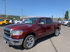 New 2019 Ram 1500 BIG HORN / LONE STAR CREW CAB 4X4 5'7 BOX Crew Cab in The Dalles