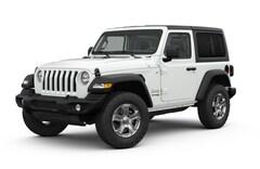 New 2019 Jeep Wrangler SPORT S 4X4 Sport Utility 1C4GJXAG1KW617780 in The Dalles