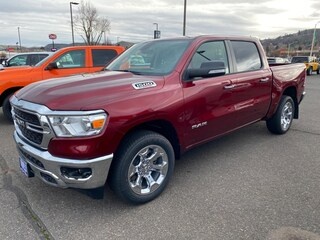 Buy a 2020 Ram 1500 BIG HORN CREW CAB 4X4 5'7 BOX Crew Cab in The Dalles, OR