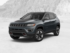 New 2018 Jeep Compass TRAILHAWK 4X4 Sport Utility in The Dalles