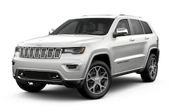 New 2019 Jeep Grand Cherokee OVERLAND 4X4 Sport Utility in The Dalles