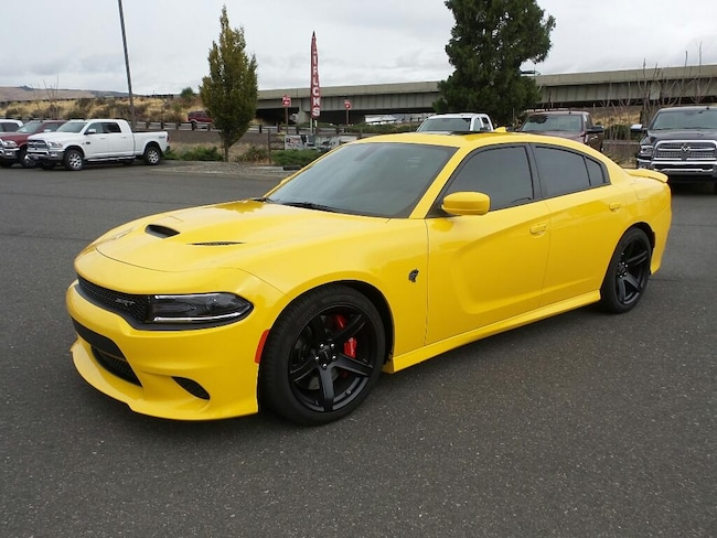 Used 2017 Dodge Charger SRT Hellcat Sedan for sale in The Dalles