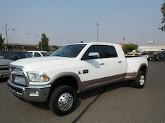 Buy a 2013 Ram 3500 Longhorn DRW 4WD Mega Cab 160.5 in The Dalles, OR