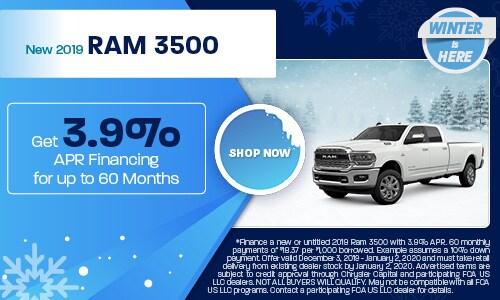December 2019 3500 Special