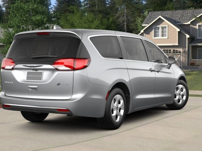 new 2018 chrysler pacifica hybrid touring plus passenger van for sale in the dalles or stock. Black Bedroom Furniture Sets. Home Design Ideas