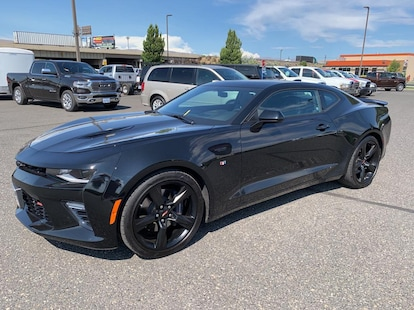 Camaro Ss 1le For Sale >> Used 2018 Chevrolet Camaro 2ss For Sale In The Dalles Or Used Chevrolet At Ch Urness Vin 1g1fh1r78j0130949