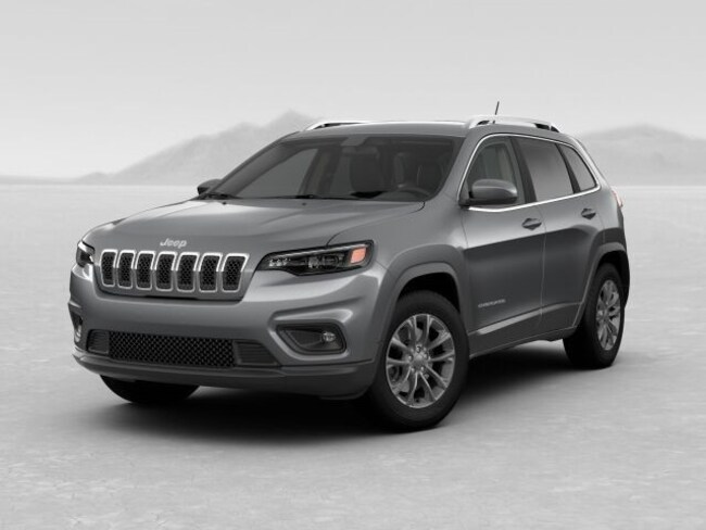 New 2019 Jeep Cherokee LATITUDE PLUS 4X4 Sport Utility for sale in The Dalles
