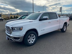 New 2020 Ram 1500 LARAMIE CREW CAB 4X4 6'4 BOX Crew Cab 1C6SRFRM6LN239381 in The Dalles