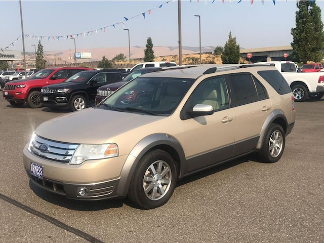 Used 2008 Ford Taurus X Sel For Sale In The Dalles Or Used Ford