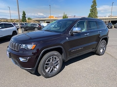 New 2020 Jeep Grand Cherokee LIMITED 4X4 Sport Utility in The Dalles