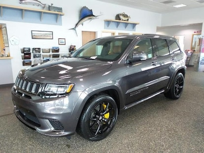 2018 Jeep Grand Cherokee >> New 2018 Jeep Grand Cherokee Trackhawk 4x4 Sport Utility For Sale In The Dalles Or Stock 349707