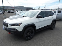 New 2019 Jeep Cherokee TRAILHAWK ELITE 4X4 Sport Utility in The Dalles