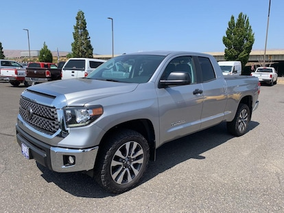 Used 2019 Toyota Tundra SR5 for sale in The Dalles, OR | Used Toyota at CH  Urness | VIN: 5TFUM5F1XKX080095