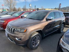 New 2019 Jeep Grand Cherokee LIMITED 4X4 Sport Utility in The Dalles