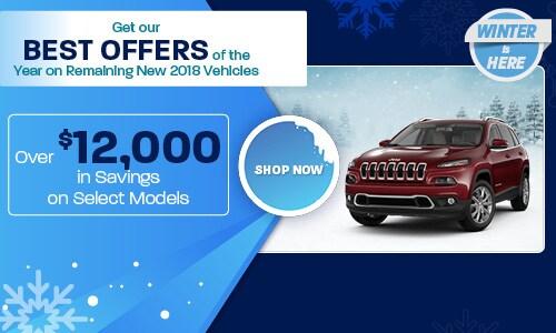 December 2018 Model Specials