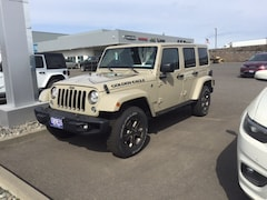 New 2018 Jeep Wrangler JK UNLIMITED GOLDEN EAGLE 4X4 Sport Utility in The Dalles