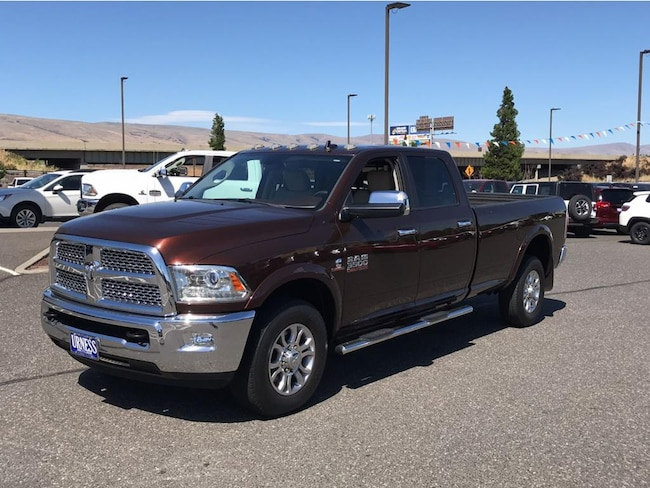 Used 2015 Ram 3500 Laramie RWD 2WD Crew Cab 169 for sale in The Dalles