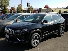 Buy a 2019 Jeep Cherokee LIMITED 4X4 Sport Utility in The Dalles, OR
